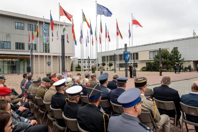 Объединённый центр боевой подготовки ОВС НАТО в Быдгоще