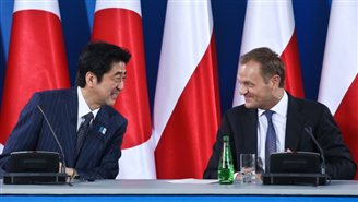 Poland and Japan promise closer energy sector cooperation