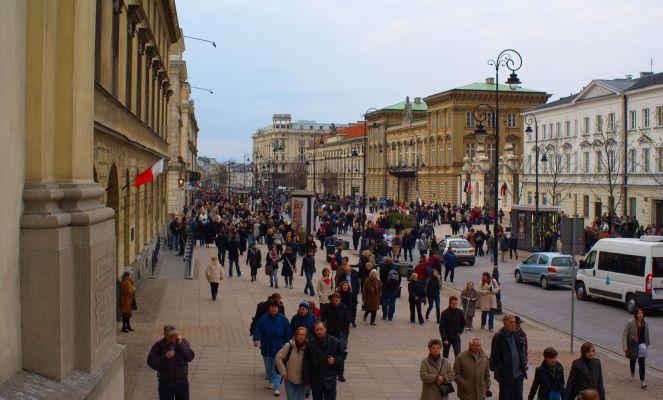 У 2019 році міжнародний захист у Польщі отримало 9 громадян України