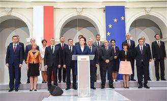 PM-designate takes new broom to Polish cabinet