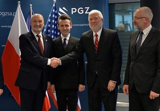 Polish companies sign letter of intent for missile defence systems
