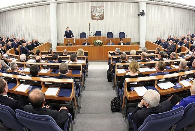 Der Senat der Republik Polen