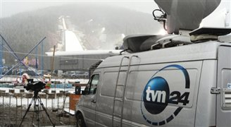 TVN broadcaster up for sale