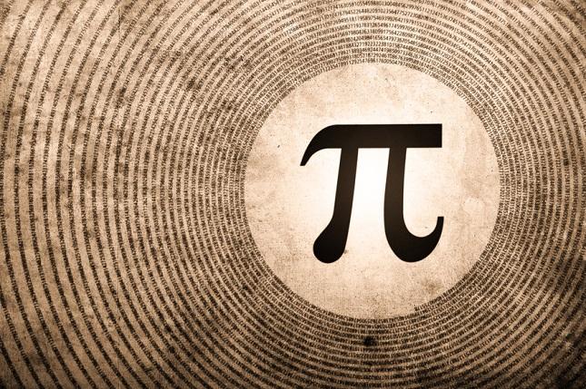 Die Kreiszahl (3,14) und manche ihrer Eigenschaften waren bereits in der Antike bekannt.