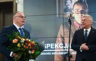 В Сенате Польши вручены премии Фестиваля польских телевизионных театров