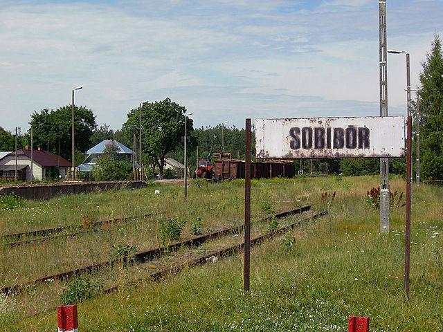 Залізнична станція Собібор, 2007 рік