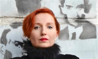Українська письменниця Катерина Калитко - лауреат премії Конрада-2017