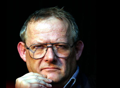 Hm... is he going to read it? Adam Michnik ponders fate of his open letter.