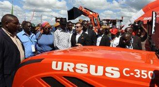 Sukcesy gospodarcze Ursusa w Afryce