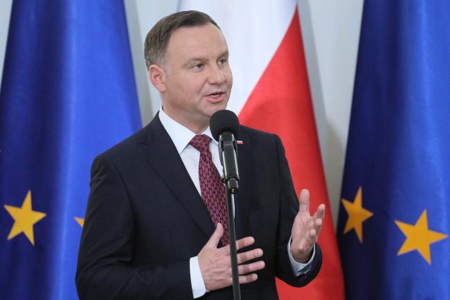 Анджей Дуда: Польща хоче відмовитися від післярадянської техніки