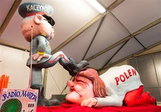 Warsaw wants explanation over German carnival caricature