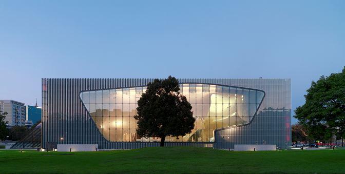 Музей історії польських євреїв Polin у Варшаві