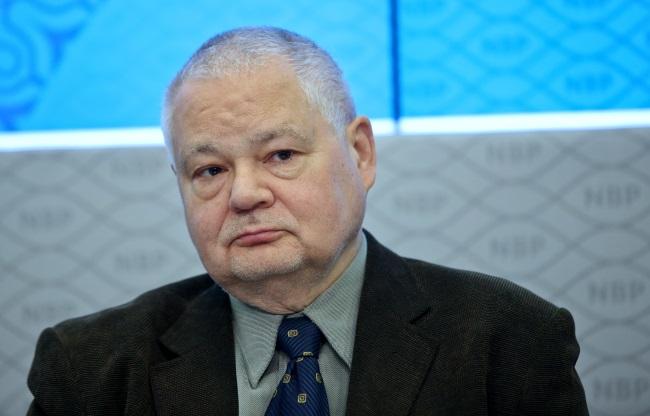 Adam Glapiński. Photo: PAP/Rafał Guz