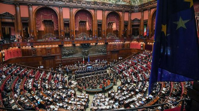 Торжества в Риме, посвященные 60-летию подписания Римских договоров.