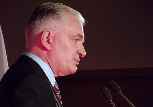 Jarosław Gowin. Photo: Flickr.com/Piotr Drabik