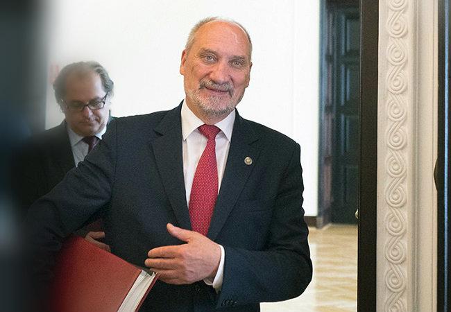 Ehemaliger Verteidigungsminister Antoni Macierewicz