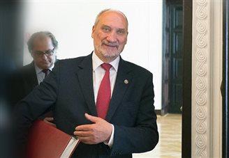 Macierewicz: Polen wird sich an Europäischer Armee nicht beteiligen können