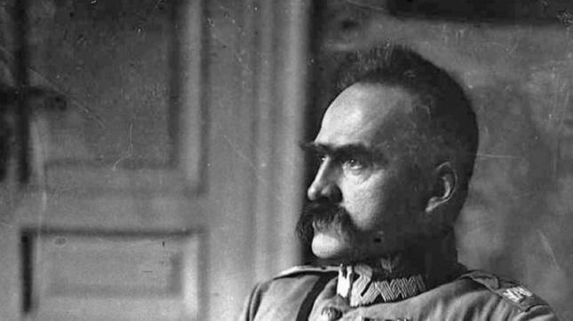 Józef Piłsudski war ein wichtiger Mann für die polnische Unabhängigkeit