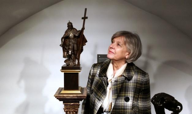 Директор Музею Варшави Ева Неканда-Трепка