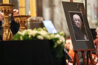 Film director Wajda buried in Kraków