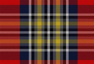 First ever Polish tartan registered in Edinburgh