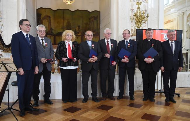 Відзначені нагородами «Свідок історії»