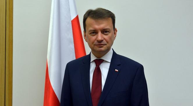 Міністр внутрішніх справ та адміністрації Польщі Маріуш Блащак