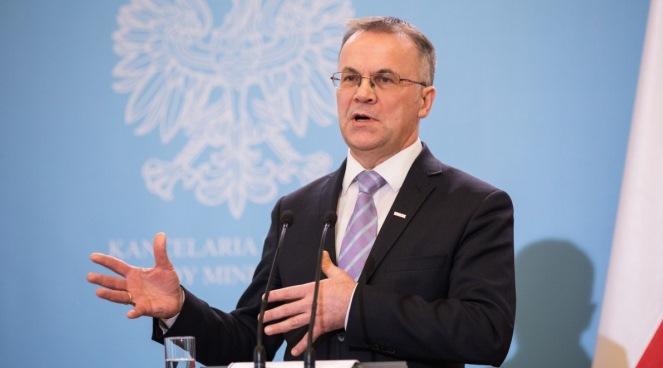 Віце-міністр культури Польщі Ярослав Селлін