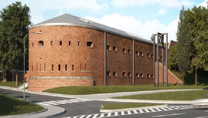 Катынский музей в Варшавской цитадели