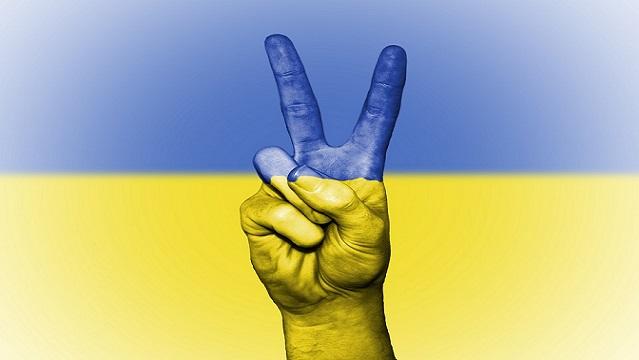 Flaga Ukrainy / CC0