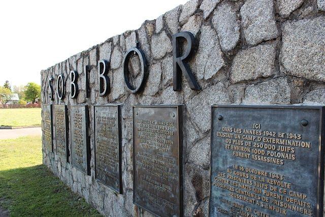 Niemiecki obóz koncentracyjny w Sobiborze