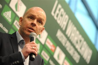 Henning Berg takes over at Legia Warszawa after Urban gets the boot