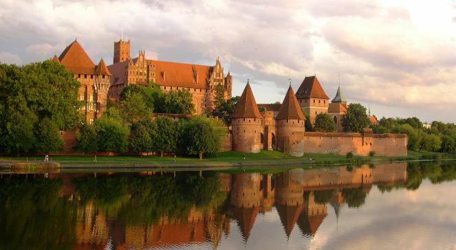 Замок у місті Мальборк
