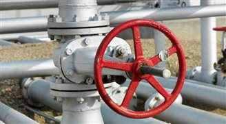 Dramatic drop in gas supply from Russia