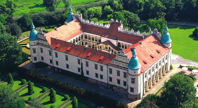 Zamek w Baranowie Sandomierskim - fot.Vikipedia