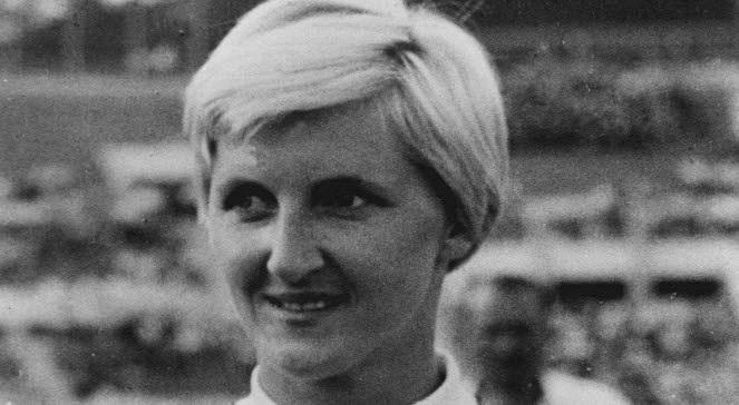 Elzbieta Krzesińka. Photo: PAP