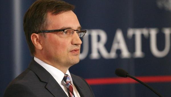 Министр юстиции, Генеральгый прокурор Збигнев Зиобро