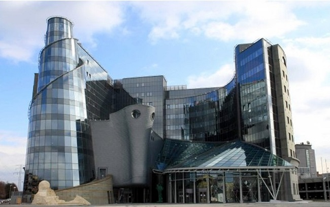 The TVP headquarters in Warsaw. Photo: Wikimedia Commons