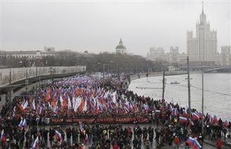Senate Speaker to attend funeral of slain Russian oppositionist
