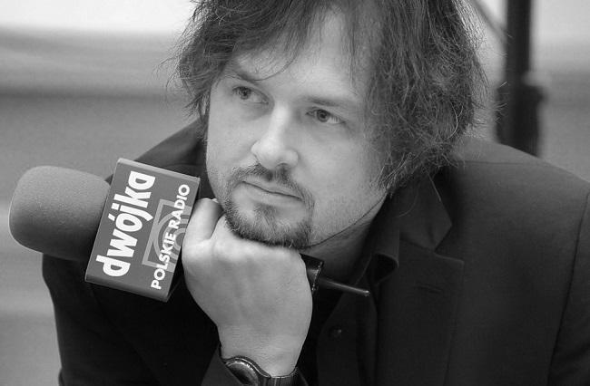 Dominik Połoński. Photo: Grzegorz Śledź/PR2