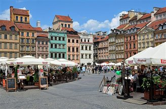 Вновь открывается Музей Варшавы