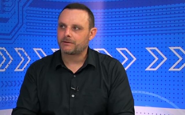 Немецкий журналист Мануэль Оксенрайтер