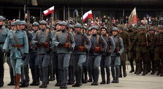 Armia Hallera – polska ochotnicza formacja wojskowa
