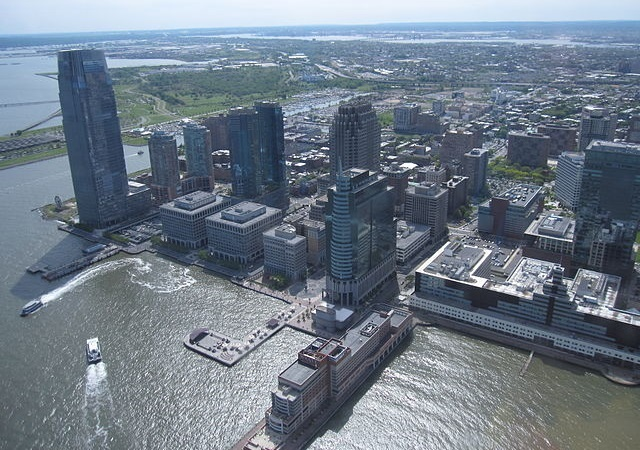 Exchange Place. Photo: Gryffindor/Wikimedia Commons (CC BY-SA 3.0)