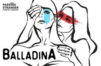 """Spektakl """"Balladyna"""" w Londynie"""