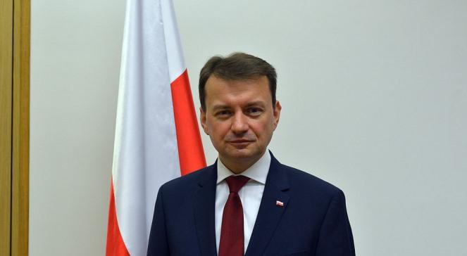 Міністр внутрішніх справ Польщі Маріуш Блащак