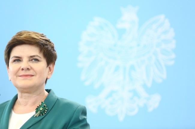 PM Beata Szydło. Photo: PAP/Leszek Szymański