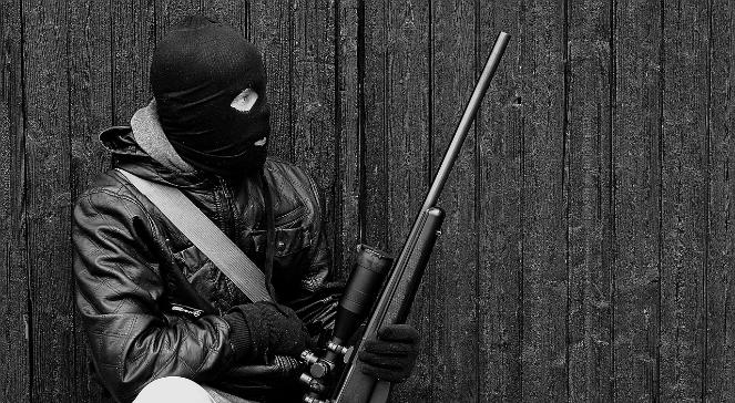 Terrorysta - zdjęcie ilustracyjne