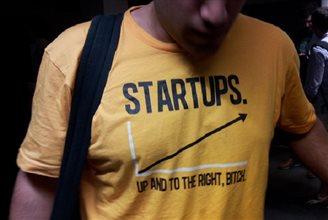 Get up startup