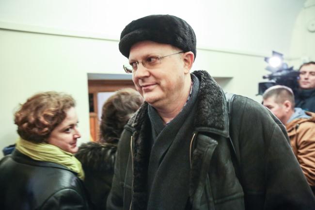 Leonid Sviridov. Photo: PAP/Leszek Szymanski